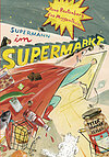 Supermann im Supermarkt